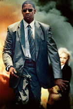 Denzel Washington Man On Fire D.Fanning 11x17 Mini Poster