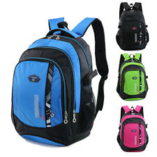 Fashion Girls Boys Schoolbag Backpack Rucksack Children Student Travel Book Bag