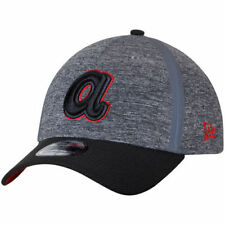 Atlanta Braves New Era Clubhouse 39THIRTY Flex Fit Hat - MLB