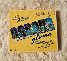 Benefit Cosmetics Greetings From....Cabana Glama Makeup Kit NIB!