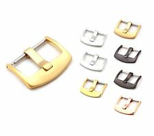 OEM-Style Tang Buckle for Panerai Watch Bands, 20-26 mm, 7 styles, new!