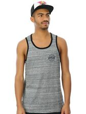 Santa Cruz Grey Stripe Curb Vest Tank Top