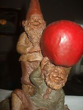 Tom Clark Gnome - Willie - Edition #31--Dated 1985 - Hand-Signed--No COA