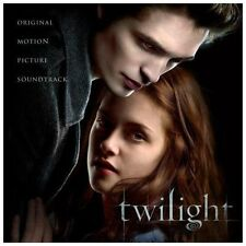 Twilight - Original Soundtrack (CD, Atlantic, AM) Muse, Paramore - BN Sealed