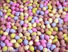 MINI EGGS RETRO CHOCOLATE SPECKLED SWEETS EASTER FAVOURS