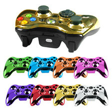 Wireless Controller Shell Case Bumper Thumbsticks Buttons Game for Xbox 360 VB