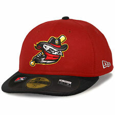 New Era Quad City River Bandits Fitted Hat - MiLB