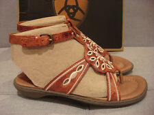 NIB Ariat Mojave Slip On Thong Ankle Strap Sandals Choose Sz & Color $134.95