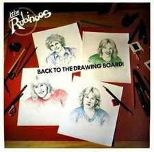 The Rubinoos - Back To The Drawing Board! (LP, A Vinyl Schallplatte - 117429