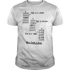Punk Rock Inspired Three Chords Now Form A Band T Shirt