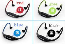 Sports Wireless Bluetooth 3.0 Headset Headphone for Samsung Galaxy iPhone