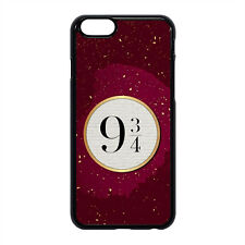 Harry Potter Platform 9-3/4 Hard Plastic Case Cover For Apple iPhone Samsung