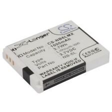 Replacement Battery For CANON Digital IXUS95IS