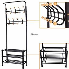 Home DIY Portable Closet Storage Organizer Simple Shoes Rack Stand BSTY