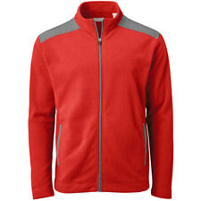 Tehama Mens Full Zip Polar Fleece Jacket