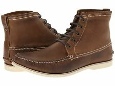 65% Off NEW Mens Genuine JOHN VARVATOS Clipper Clay High Top Boot   $248