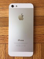 Apple iPhone 5 64GB (White) - AT&T - with Otter Box case