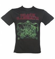 Official Men's Charcoal Black Sabbath Bloody Sabbath T-Shirt from Amplified