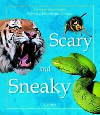 Scary and Sneaky (Weird & Wonderful), Taylor, Barbara Hardback Book The Cheap