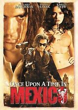 Once Upon a Time in Mexico (DVD, 2004) - Brand New!