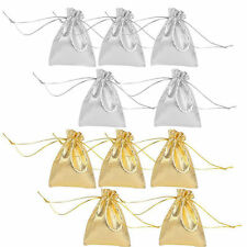 Drawstring Organza Wedding Party Favor Gift Bags Candy Jewelry Pouches 12x9cm