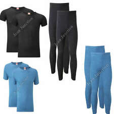 Thermal T Shirts or Bottom Long John Brushed Extra Thick and warmth