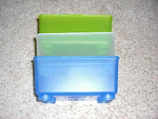 IKEA GLIS Stackable Storage Boxes Set w/ Lid Toys Craft Tools Office Accessories