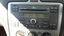 FORD FOCUS RADIO CD PLAYER, LS, 06/05-06/07 05 06 07
