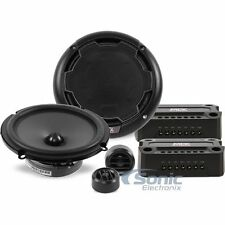 """MTX THUNDER61 180W RMS 6.5"""" 2-Way Thunder Component Car Stereo Speaker System"""