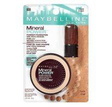 Maybelline Mineral Power Powder Foundation (CHOOSE YOUR COLOR)