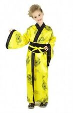 Childrens Girls & Boys Chinese Costumes for Oriental Far East Fancy Dress Up Out