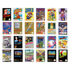 The best NES / Nintendo Entertainment System Games (Only Module) (used)
