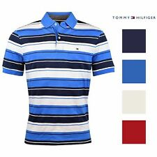 Tommy Hilfiger Mens Premium Lightweight Comfort Short Sleeve Classic Polo Shirt