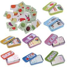 Baby Toys Infant Early Head Start Training Puzzle Cognitive Card Gift Education