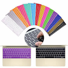 Soft Silicone Keyboard Cover for MacBook Pro 13 A1708 No Touch Bar 2016 Release