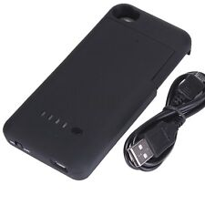 New 1900mAh External Rechargeable Backup Battery Charger Case  For Iphone KECP01
