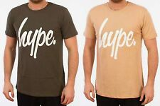 Menapos;s Hype Basic Logo Crew Neck T Shirt