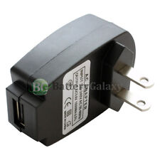20 25 50 100 Lot USB Wall Charger for iPod Nano Touch iPhone 3 3G 4 4S 5 5C 5S