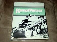 SPI 1973 - KampfPanzer - Armored Tank Combat, 1937 - 1940 game (Punched)