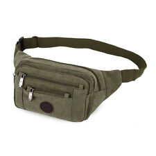 Outdoor Mens Travel Cycling Hiking Bag Fanny Pack Waist Belt Bag Purse Hip Pouch