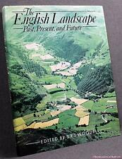 English Landscape~Woodell; 1st; 1985; HB+DJ