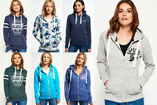 New Womens Superdry Hoodies.Various Styles & Colours