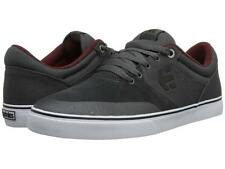 ETNIES 4101000425 021 MARANA VULC Men's (M) Dark Grey Suede/Mesh Skate Shoes