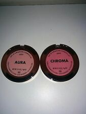 LORAC Color Source Buildable Blush in AURA (Rose) and CHROMA (Berry) Matte NEW