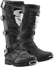 Thor 2017 Ratchet Black Boots MX Motocross Off Road Dirt ALL SIZES 7-15