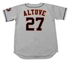JOSE ALTUVE Houston Astros Majestic Away Baseball Jersey