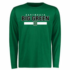 Dartmouth Big Green Team Strong Long Sleeve T-Shirt - Green - NCAA