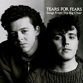 Tears for Fears : Songs From the Big Chair CD (1990)