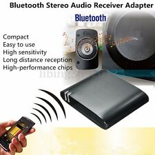 Bluetooth Music Audio Stereo Receiver Adapter LED For iPhone Dock Speaker