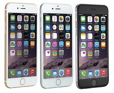 Apple iPhone 6 6 Plius - (Factory Unlocked) AT&T-T-Mobile Space Gray Silver Gold
